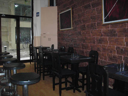 Les 11 virtuts restaurante barcelona opini n miquel sen for Como administrar un restaurante pequeno